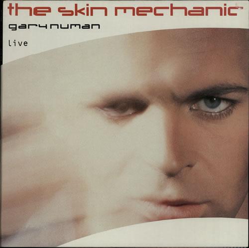 Gary Numan The Skin Mechanic vinyl LP album (LP record) UK NUMLPTH629157