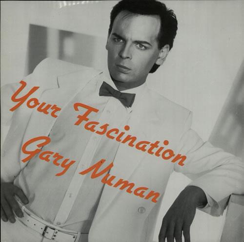 "Gary Numan Your Fascination 12"" vinyl single (12 inch record / Maxi-single) UK NUM12YO104232"