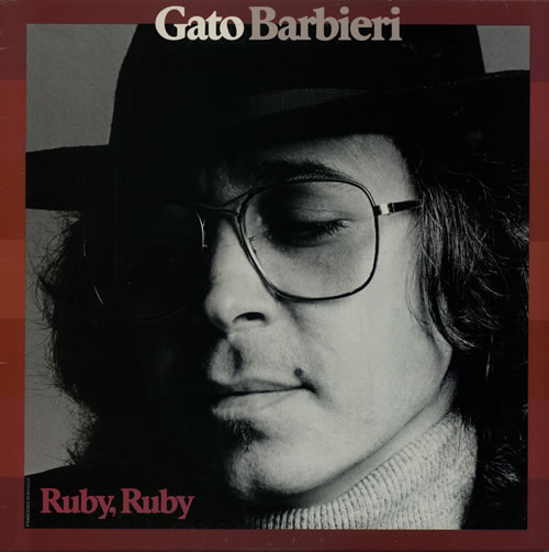 Gato Barbieri Ruby, Ruby vinyl LP album (LP record) UK GB6LPRU580917