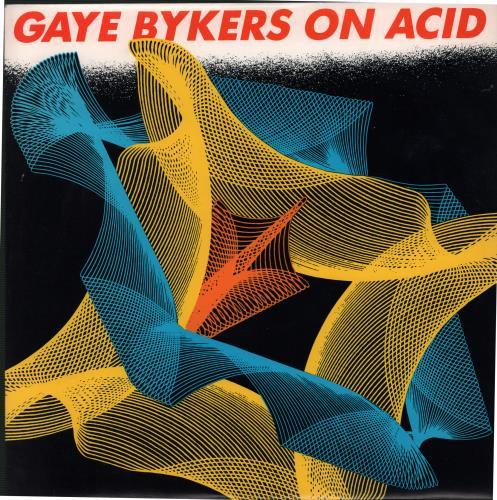 "Gaye Bykers On Acid Hot Thing / Animal Farm 10"" vinyl single (10"" record) UK GAY10HO674794"