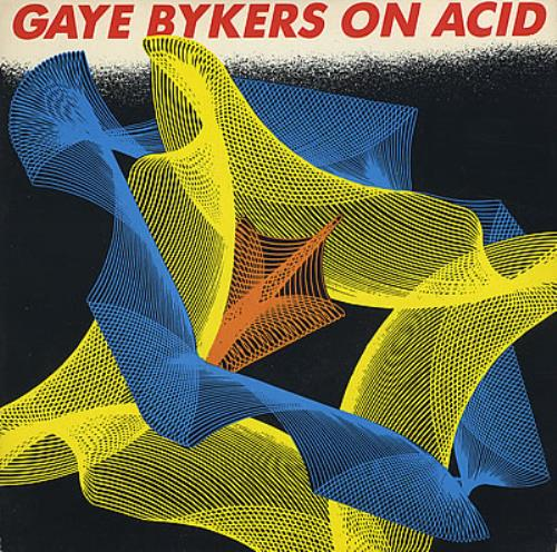 "Gaye Bykers On Acid Hot Thing 7"" vinyl single (7 inch record) UK GAY07HO252163"