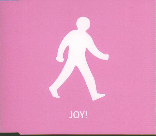 """Gay Dad Joy CD single (CD5 / 5"""") UK GYDC5JO135291"""