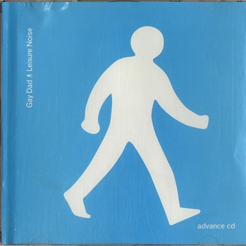 Gay Dad Leisure Noise CD album (CDLP) US GYDCDLE151165