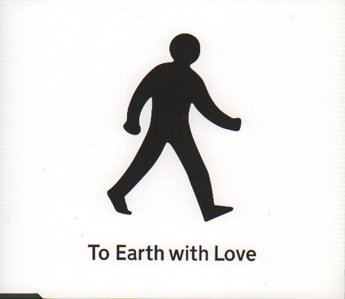 """Gay Dad To Earth With Love CD single (CD5 / 5"""") UK GYDC5TO131253"""