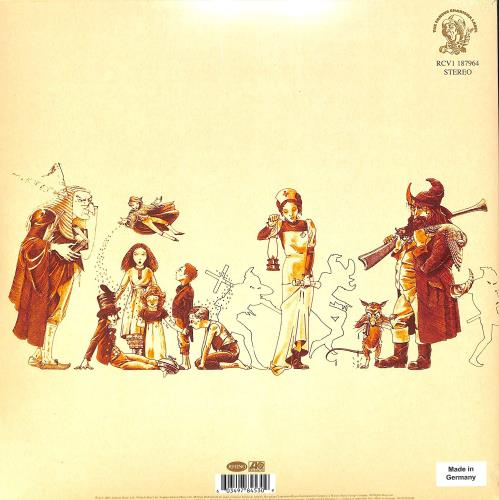 Genesis A Trick Of The Tail - 180 Gram Yellow Vinyl - Sealed vinyl LP album (LP record) UK GENLPAT774801