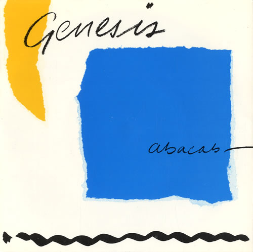 "Genesis Abacab - P/S 7"" vinyl single (7 inch record) UK GEN07AB172221"
