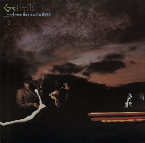 Genesis And Then There Were Three vinyl LP album (LP record) Canadian GENLPAN572952