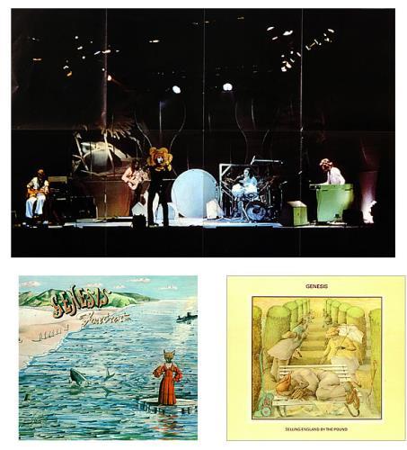 Genesis Genesis Collection Volume Two + Poster box set UK GENVXGE128869