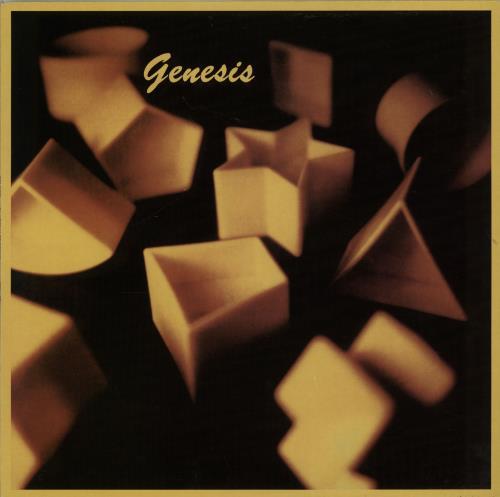 Genesis Genesis vinyl LP album (LP record) UK GENLPGE245109