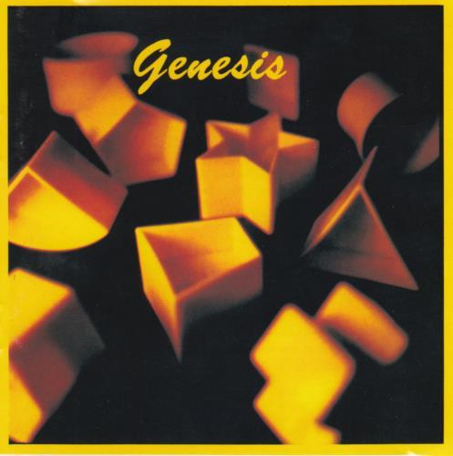 Genesis Genesis CD album (CDLP) German GENCDGE650366