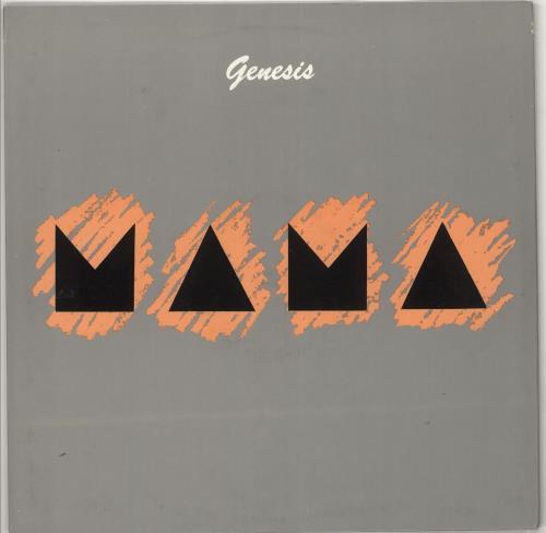 "Genesis Mama 12"" vinyl single (12 inch record / Maxi-single) UK GEN12MA34642"