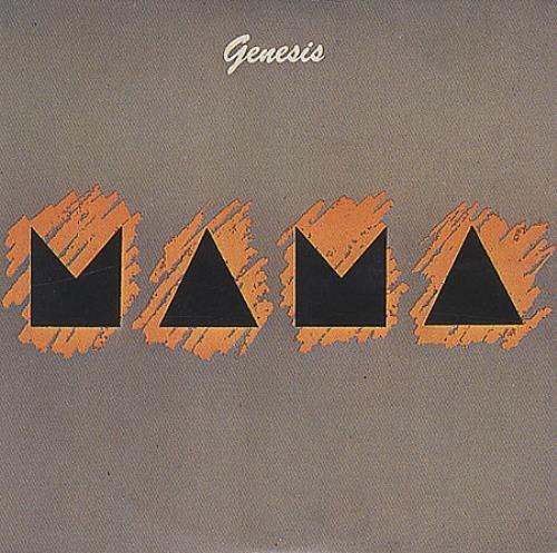 "Genesis Mama 3"" CD single (CD3) UK GENC3MA47881"