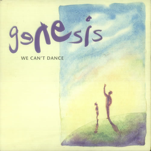 Genesis We Can't Dance - EX 2-LP vinyl record set (Double Album) UK GEN2LWE549557