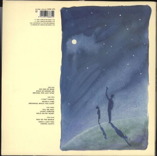 Genesis We Can't Dance - VG 2-LP vinyl record set (Double Album) UK GEN2LWE707155