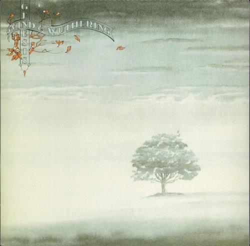 Genesis Wind & Wuthering - 180gm - Sealed vinyl LP album (LP record) Dutch GENLPWI774559