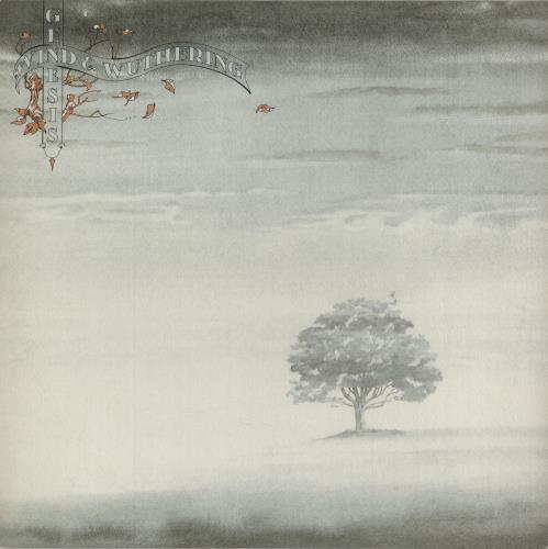 Genesis Wind & Wuthering - 180gram Vinyl vinyl LP album (LP record) Dutch GENLPWI683394