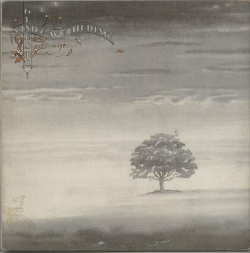 Genesis Wind And Wuthering - 1st vinyl LP album (LP record) UK GENLPWI186439