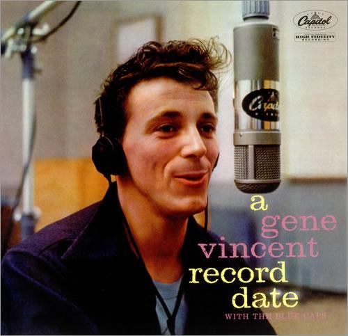 Gene Vincent A Gene Vincent Record Date - 180gm vinyl LP album (LP record) US GNVLPAG453098