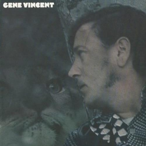 Gene Vincent A Million Shades Of Blue CD album (CDLP) UK GNVCDAM494646