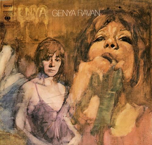 Genya Ravan Genya Ravan vinyl LP album (LP record) Dutch GEVLPGE550150