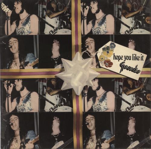 Geordie Hope You Like It - VG vinyl LP album (LP record) UK GDILPHO775338
