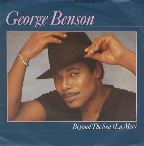 "George Benson Beyond The Sea 7"" vinyl single (7 inch record) UK GBE07BE304706"