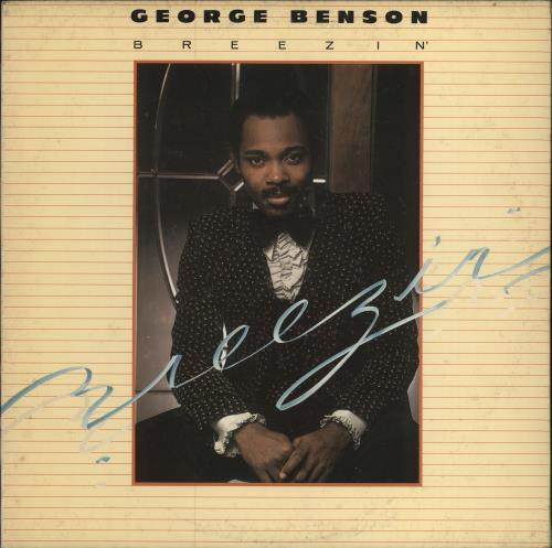 George Benson Breezin' vinyl LP album (LP record) US GBELPBR284607