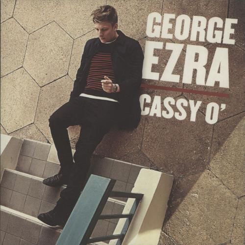 """George Ezra Cassy-O - RSD14 7"""" vinyl single (7 inch record) UK IZO07CA682447"""