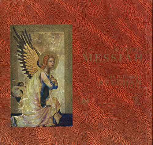 George Frideric Handel Messiah Vinyl Box Set UK HJRVXME556564