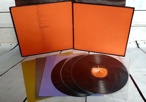George Harrison All Things Must Pass - Complete - EX Vinyl Box Set UK GHAVXAL265638