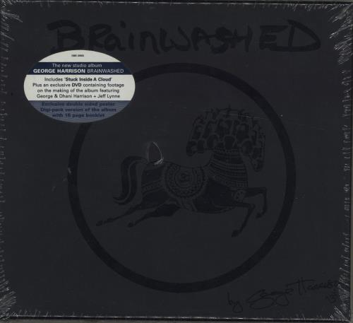 George Harrison Brainwashed Vinyl Records and CDs For Sale