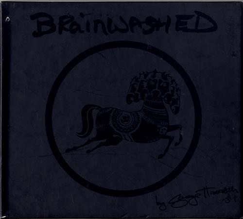 George Harrison Brainwashed UK 2-disc CD/DVD set (400596)
