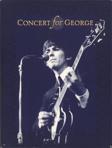 George Harrison Concert For George DVD UK GHADDCO266179
