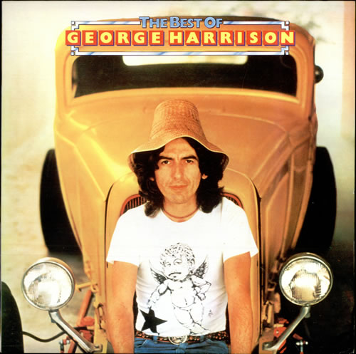 George Harrison The Best Of George Harrison vinyl LP album (LP record) UK GHALPTH254326