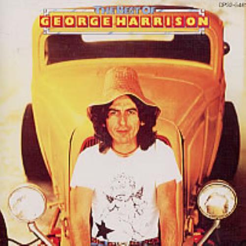 George Harrison Dark Horse US Promo poster (502901)