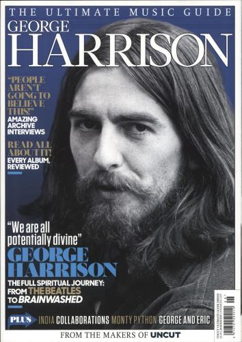 George Harrison The Ultimate Music Guide To magazine UK GHAMATH717133