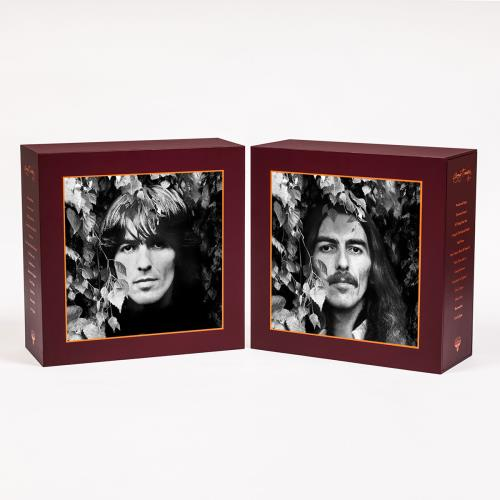 George Harrison The Vinyl Collection - Sealed Vinyl Box Set UK GHAVXTH667087