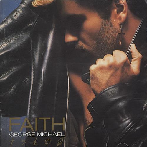 George Michael Faith - Picture CD CD album (CDLP) German GEOCDFA140976