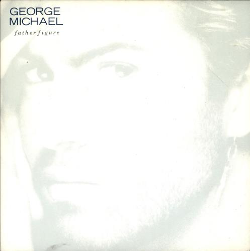 "George Michael Father Figure 7"" vinyl single (7 inch record) Spanish GEO07FA689586"