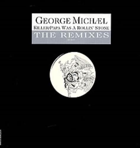 "George Michael Killer / Papa - Pop Mixes 12"" vinyl single (12 inch record / Maxi-single) US GEO12KI20493"