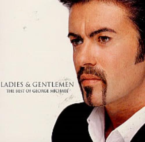 George Michael Ladies & Gentlemen - Sampler CD album (CDLP) UK GEOCDLA126881