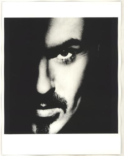 George Michael Older photograph UK GEOPHOL252558