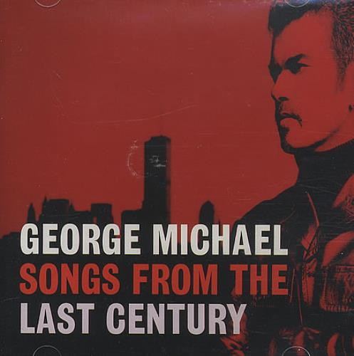George Michael Songs From The Last Century CD album (CDLP) UK GEOCDSO402132