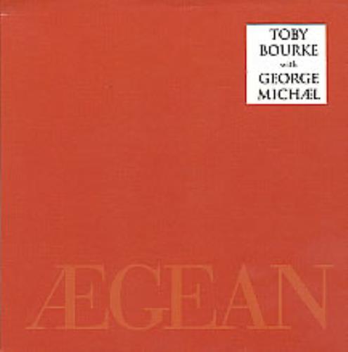"George Michael Waltz Away Dreaming CD single (CD5 / 5"") UK GEOC5WA86055"