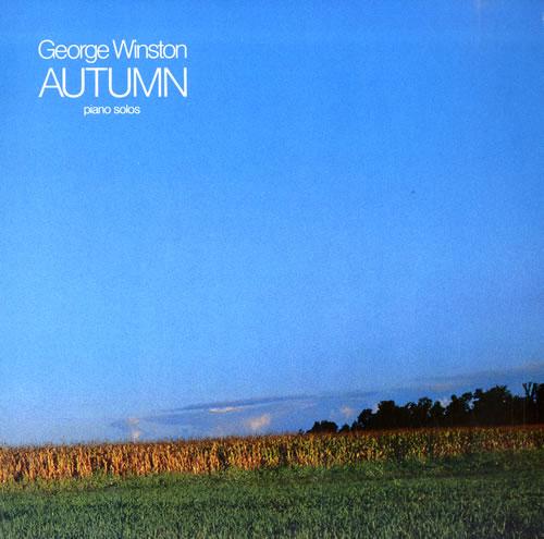 George Winston Autumn German Vinyl Lp Album Lp Record