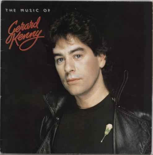 Gerard Kenny The Music Of Gerard Kenny vinyl LP album (LP record) UK GK1LPTH766401