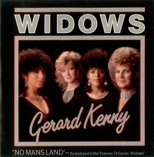 "Gerard Kenny Widows 7"" vinyl single (7 inch record) UK GK107WI515340"
