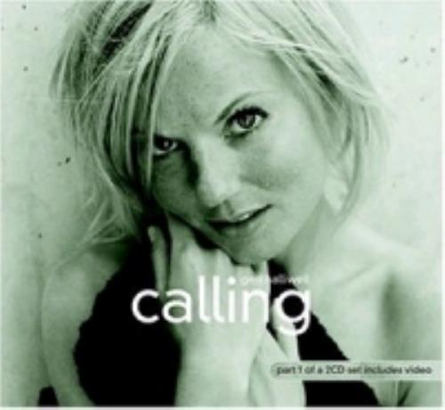"Geri Halliwell Calling CD single (CD5 / 5"") UK G-RC5CA262185"