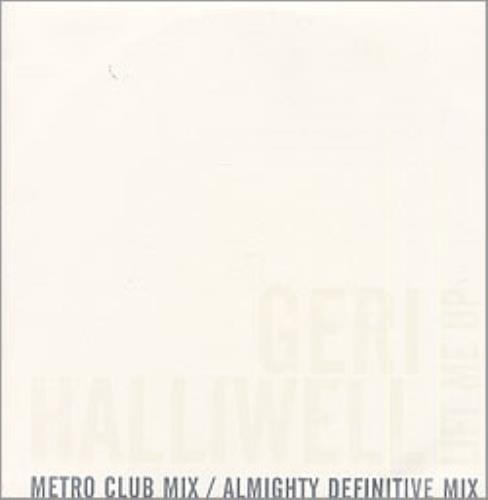 "Geri Halliwell Lift Me Up 12"" vinyl single (12 inch record / Maxi-single) UK G-R12LI146522"