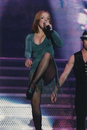 Geri Halliwell Live Concert Photo photograph UK G-RPHLI352865